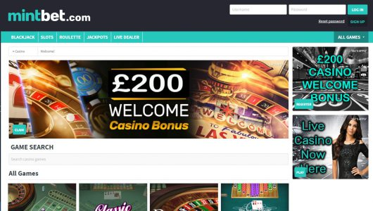mintbet casino